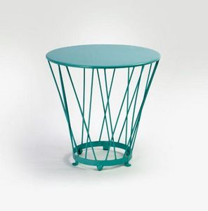 RAJ TENT CLUB -  - Garden Side Table