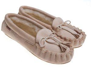 BABBI - femme -winnetou veg nude natural - Slippers