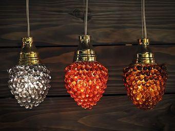 Spiridon - artichaud - Hanging Lamp
