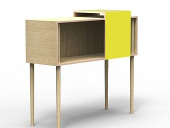 MALHERBE EDITION - coulisse-- - High Chest