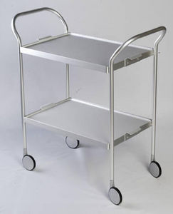 The Kaymet Company -  - Table On Wheels