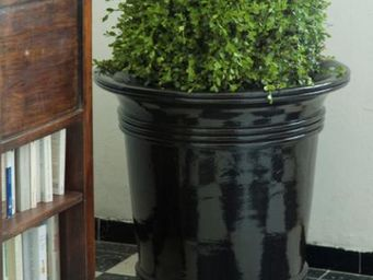 TERRES D'ALBINE -  - Flower Pot