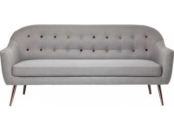 Kare Design - canapé 3 places fun tastic - 3 Seater Sofa