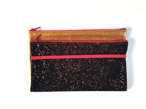 BANDIT MANCHOT - siamoise gm 121 - Makeup Bag