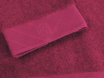 BAILET - serviette invité uni - intemporel. - Guest Towel