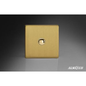 ALSO & CO - momentary switch - Light Switch