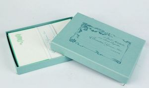 Benneton - dragon - Correspondence Box