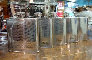 Orfevrerie Floutier -  - Whisky Flask