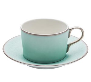 Jaune De Chrome - craquelé givré - Tea Cup