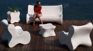 VONDOM - doux - Garden Furniture Set