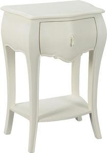 Amadeus - chevet blanc cassé murano - Bedside Table