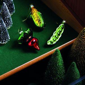 &klevering - vegetable ornaments - Christmas Decoration