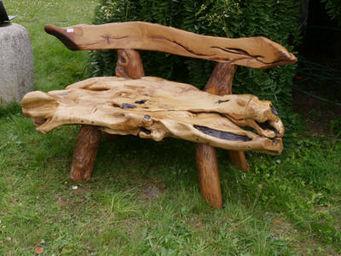 Thierry GERBER - pd004 - Garden Bench