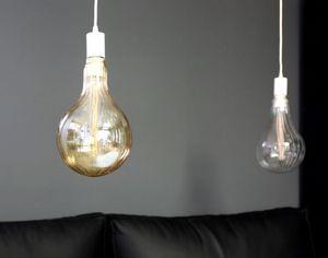 NEXEL EDITION - globe calebasse  - Hanging Lamp