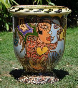 Le Chêne Vert - goro - Anduze Vase