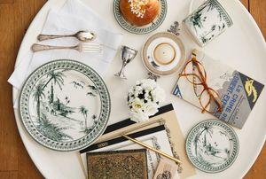 GIEN -  - Dinner Plate