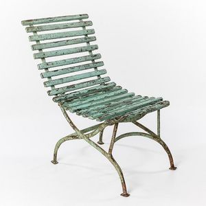 ALL'ORIGINE - ARREDI AUTENTICI -  - Garden Chair