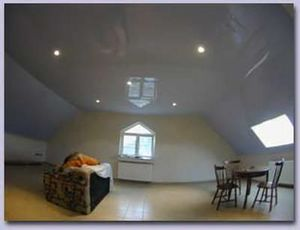 Luxplafond -  - Stretched Ceiling Fabric