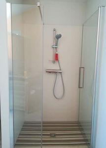 Maison Derudet - lamellé roches® - Inset Shower Tray