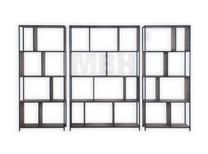 MBH INTERIOR - wall shelf-- - Open Bookcase