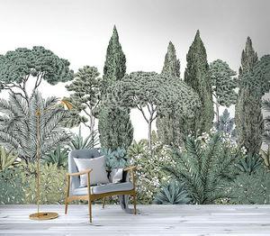 ISIDORE LEROY - riviera naturel - Wallpaper