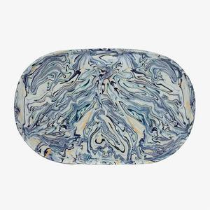 PASCALE MESTRE -  - Oval Dish