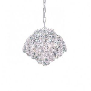 ALAN MIZRAHI LIGHTING - am116 diamante - Chandelier