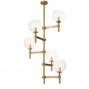 ALAN MIZRAHI LIGHTING - al0161 jade h chandelier - Chandelier