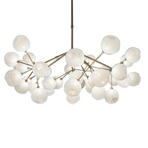 ALAN MIZRAHI LIGHTING - wm173 snow crystal - Chandelier