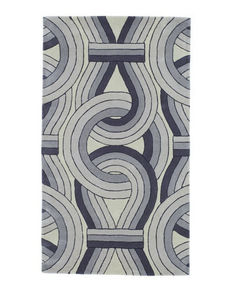 Christopher Farr - solar rectangle - Modern Rug