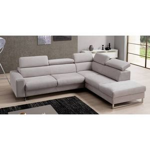 UNIVERS DU CUIR -  - Corner Sofa