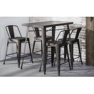 MAISON ET STYLES -  - Bar Table