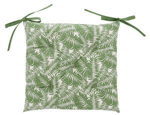 Bouchara - feuilles - Chair Seat Cover