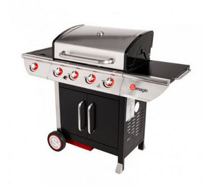 Somagic - manhattan 450gpi - Gas Fired Barbecue