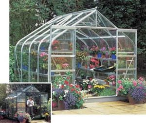 Halls Garden Products -  - Greenhouse