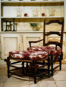 Coup De Soleil -  - Armchair And Floor Cushion