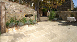Rouviere Collection - vieille demeure - Outdoor Paving Stone