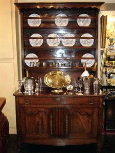 Grand Papa Antiquites -  - China Cabinet