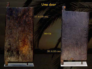 Timor -  - Antique Door