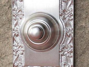 Replicata - klingelplatte jugendstil verziert - Door Bell