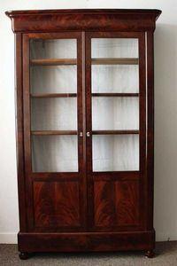 Antiquités Eric de Brégeot -  - Bookcase