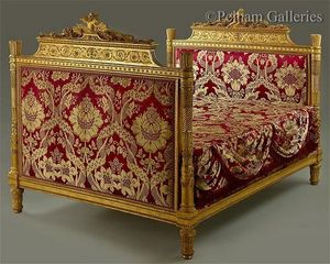 Pelham Galleries - London -  - Four Poster Double Bed