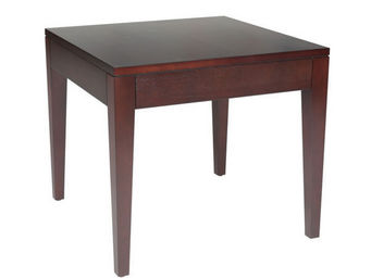 Gerard Lewis Designs - lamp table in wenge finish - Side Table