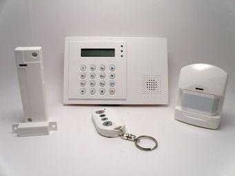 ComodAlarm - ctc-1131 - Burglar Alarm