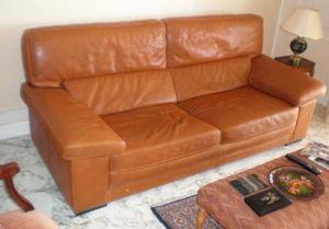 Philippe Pope - canapé roche et bobois - 2 Seater Sofa