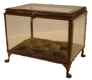 Antiquités SANT VICENS - coffret à bijoux - Jewellery Box
