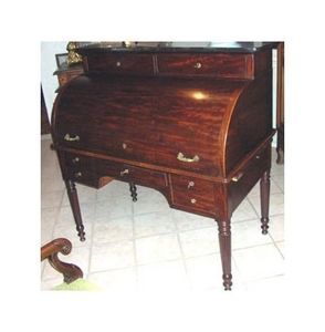 Antiquites Le Vieux Moulin -  - Cylinder Desk