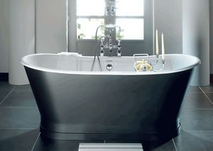 Imperial Bathrooms - radison cast iron bath - Freestanding Bathtub
