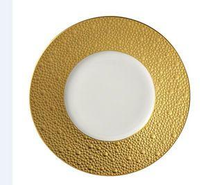 Bernardaud - ecume - Dinner Plate