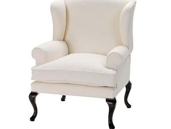 KA INTERNATIONAL - baeza - Armchair With Headrest